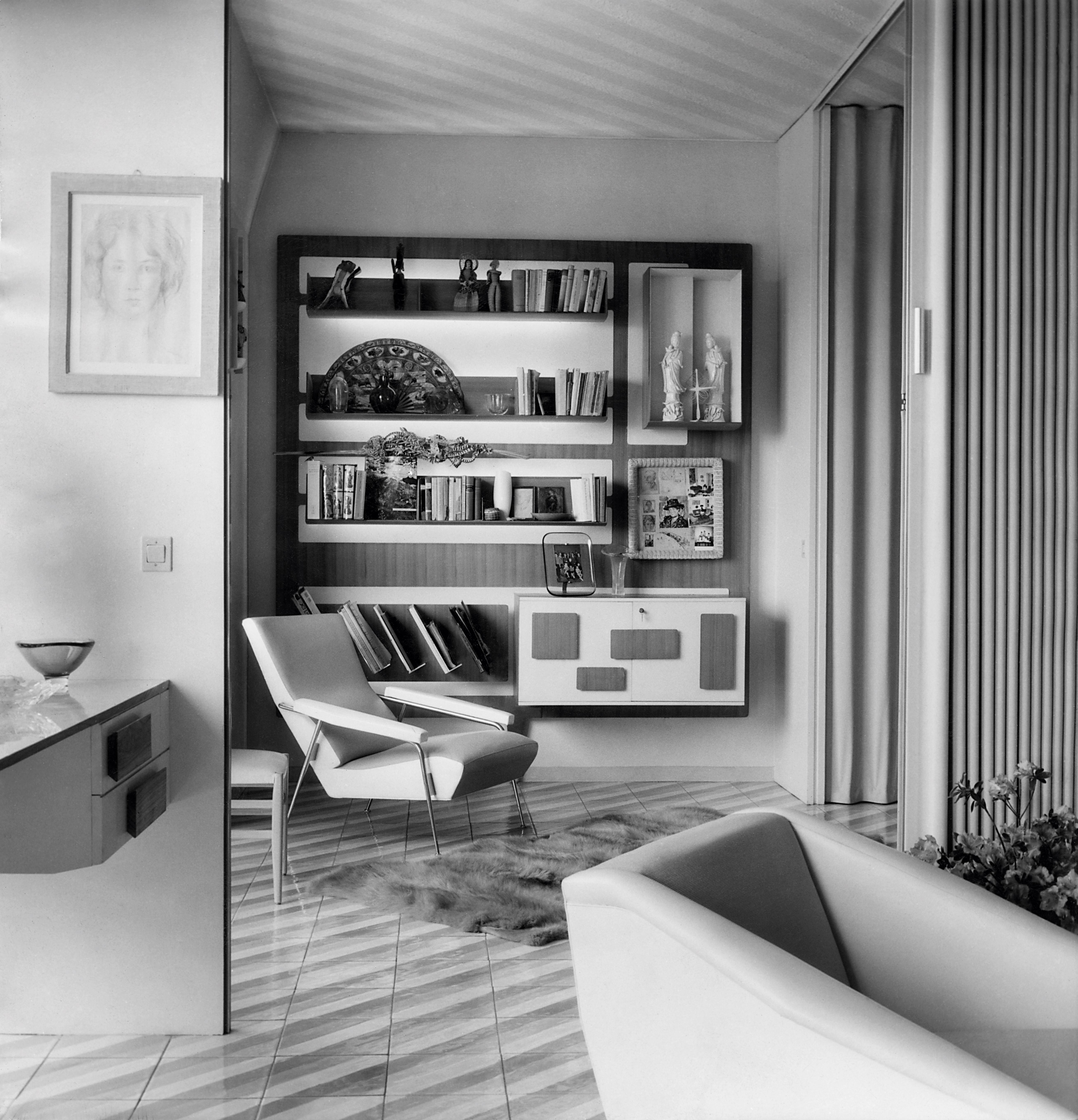 Gio Ponti Furniture Re Edition Molteni Amp C Purple Magazine